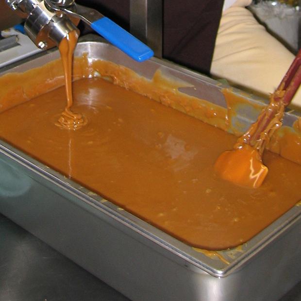 Fudge Factory Farm Microwave Caramel