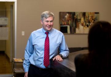 Christian G Krupp II - Grand Rapids Divorce Attorney