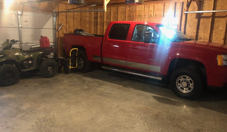 interior garage 2