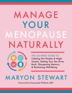Manage your menopause naturally