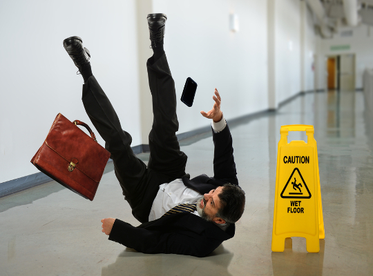 slip and fall lawyer madison