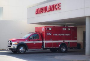 Janesville, WI- Injuries Reported in Rollover Crash At Center Ave & Johnson St