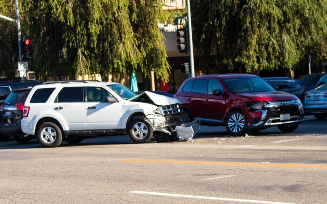 Rockford, IL – Crash With Injuries At N Church St & W Jefferson