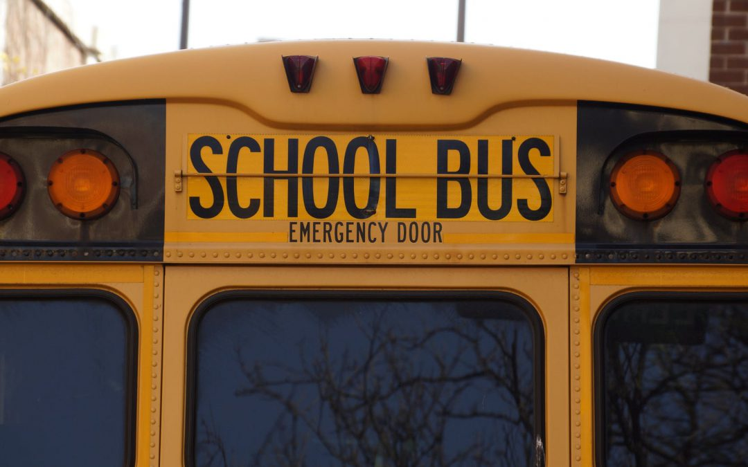 Rockford, IL – School Bus Crash w/ Injuries At Rt 76 & Waco Wy