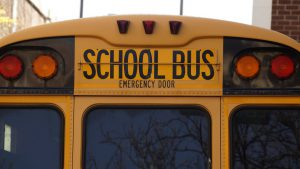 Rockford, IL - School Bus & Car Collide W/ Injuries At Rt 76 & Waco Wy