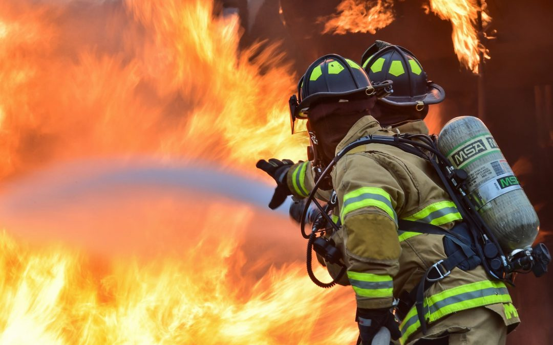 Rockford, IL – Structure Fire Injures One At Island Ave