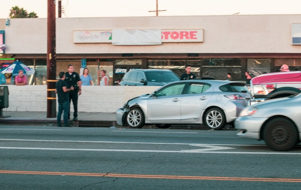 Rockford, IL – Two-Car Injury Crash At N Alpine Rd & Turner St