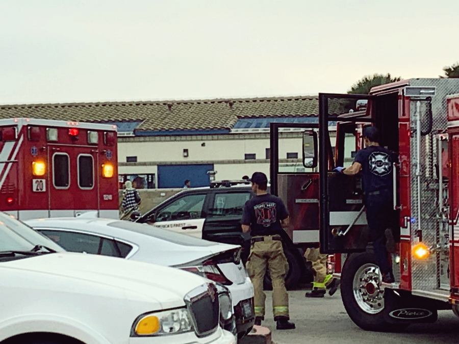 Rockford, IL – Two People Injured In Crash On US 20