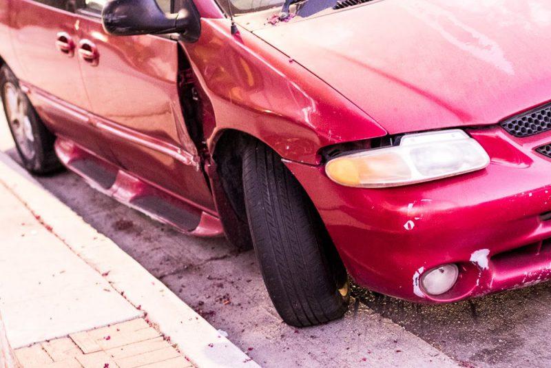 Rockford, IL – Crash With Injuries Near Circle K Gas Station