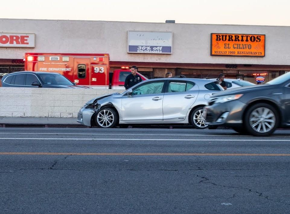 Rockford, IL - Accident W Injuries At Auburn St & N Rockton Ave