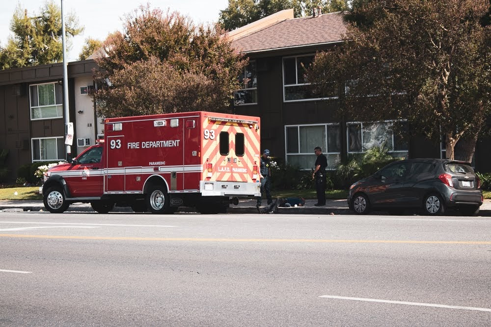 Rockford, IL – Pedestrian Hit And Injured At W State St & N Johnston Ave
