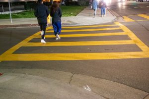 Why Crossing the Street Requires Your Full Attention