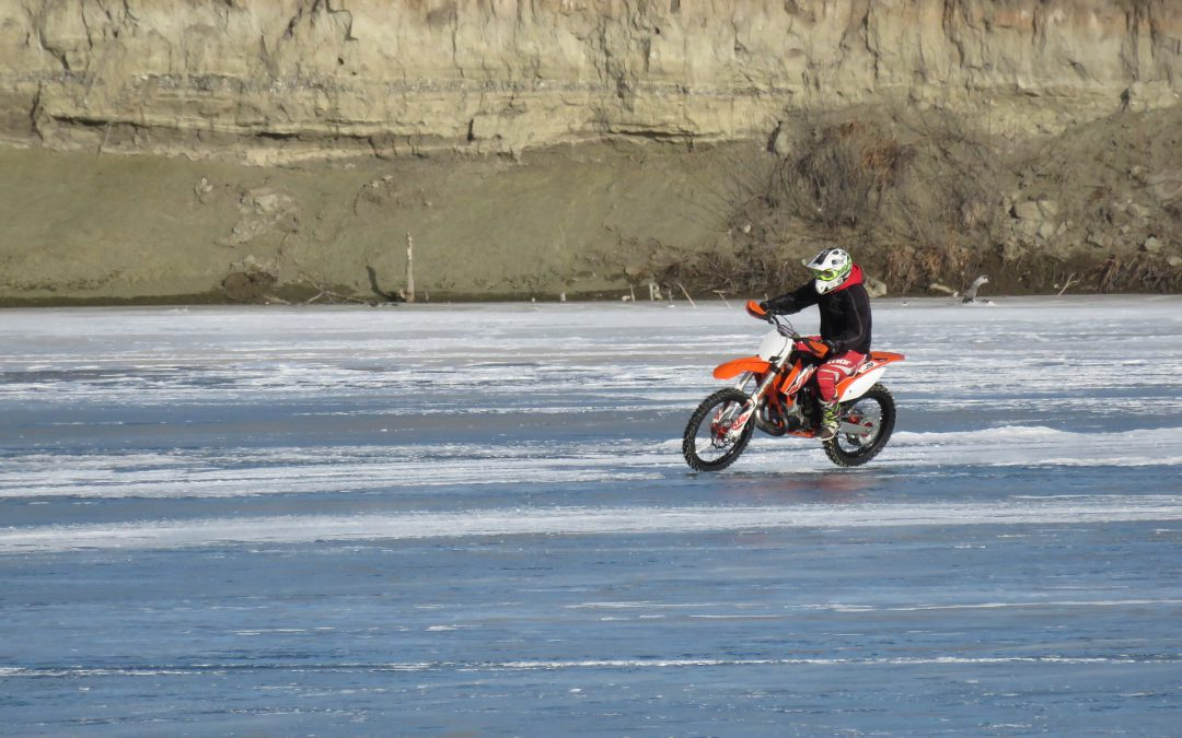 Motorcycle Driving Safety Tips in the Winter
