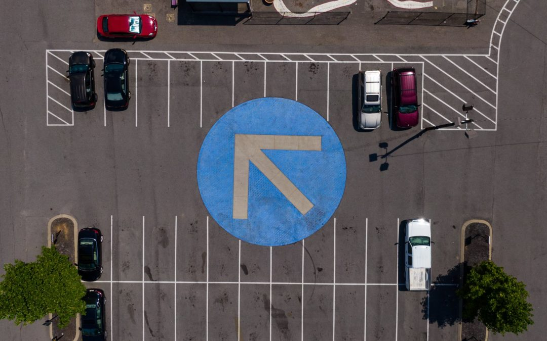 How To Reduce Your Risk Of A Parking Lot Accident