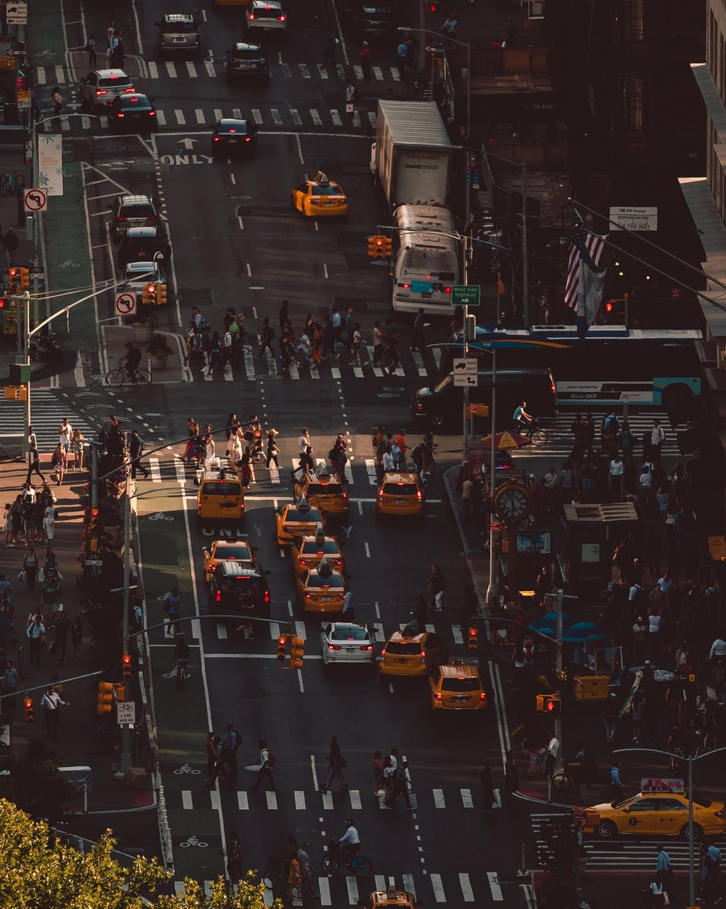 Interesting Facts About Pedestrian Accidents