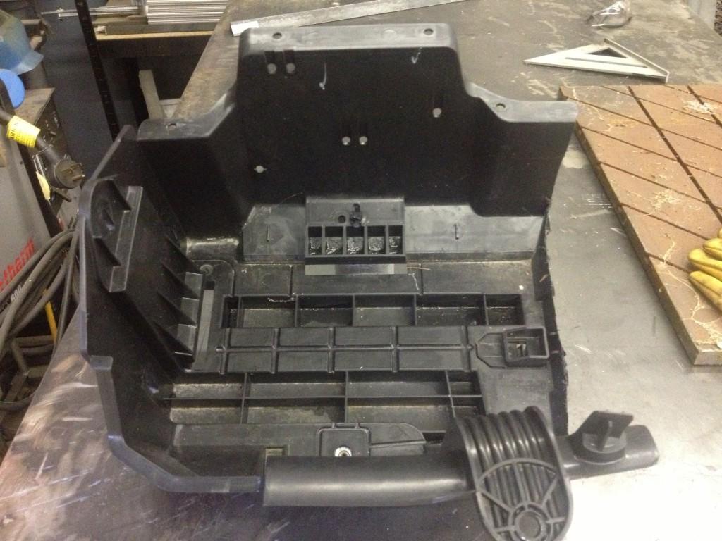 2012 JKU airbox modified