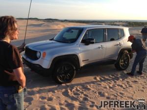 Jeep Renegade JPFreek