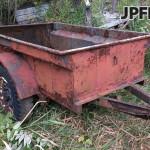 Bantam TC3 Jeep Trailer