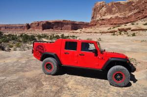 Jeep Concept Red Rock Responder