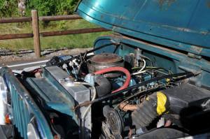 The refreshed diesel CJ-6 engine