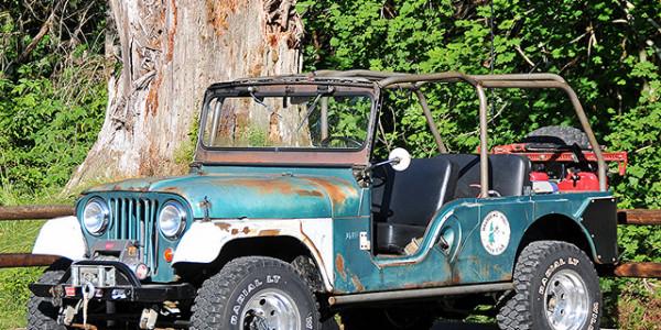 Perkins Diesel CJ-6