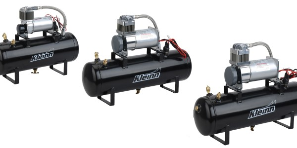 New On board air systems from Kleinn Automotive Accessories