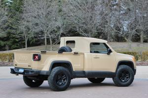Jeep Concepts Jeep Comanche