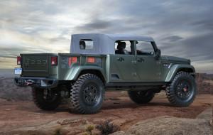 Jeep Concepts Jeep Crew Chief concept