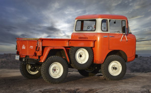 Jeep Concepts Jeep FC 150 Vintage Mighty FC