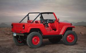Jeep Concepts Jeep Shortcut