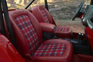 Jeep Concepts  Jeep Shortcut interior