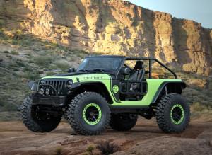 Jeep Concepts Jeep Trailcat Concept