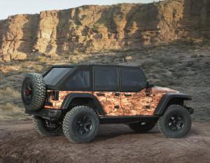 Jeep Concepts Jeep Trailstorm Concept