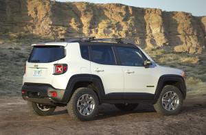 Jeep Concepts Renegade Commander