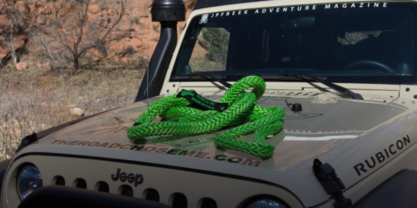 Voodoo Ropes kinetic recovery rope