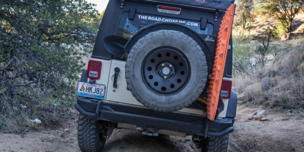 DIY Maxtrax on AEV Hi Lift / Pull Pall Accessory Mount