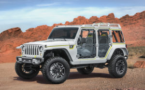 Jeep® Safari Concept- Jeep Concepts
