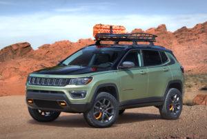 Jeep® Trailpass Concept- Jeep Concepts