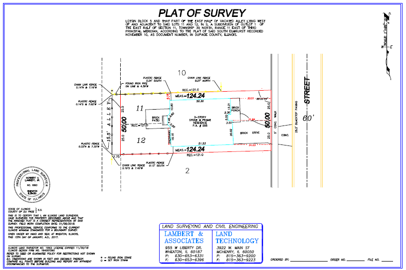 plat-of-survey