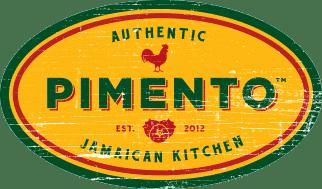 Pimento Jamaican Takeout Logo