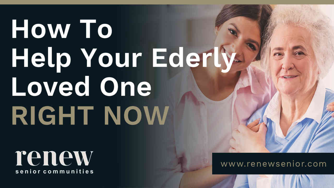 Help Your Elderly Loved Ones RIGHT NOW 2