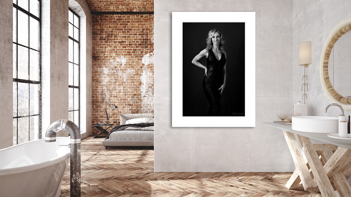 Michell Santelik Modern Photography Beauty