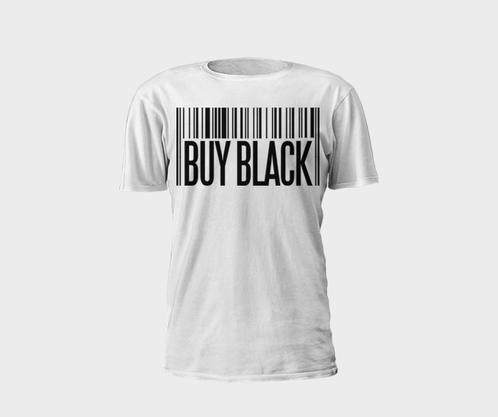 GHBC Buy Black Tshirt