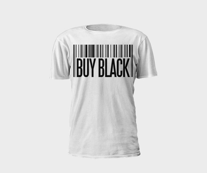 GHBC Buy Black Tshirt