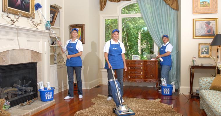 3 mini maids
