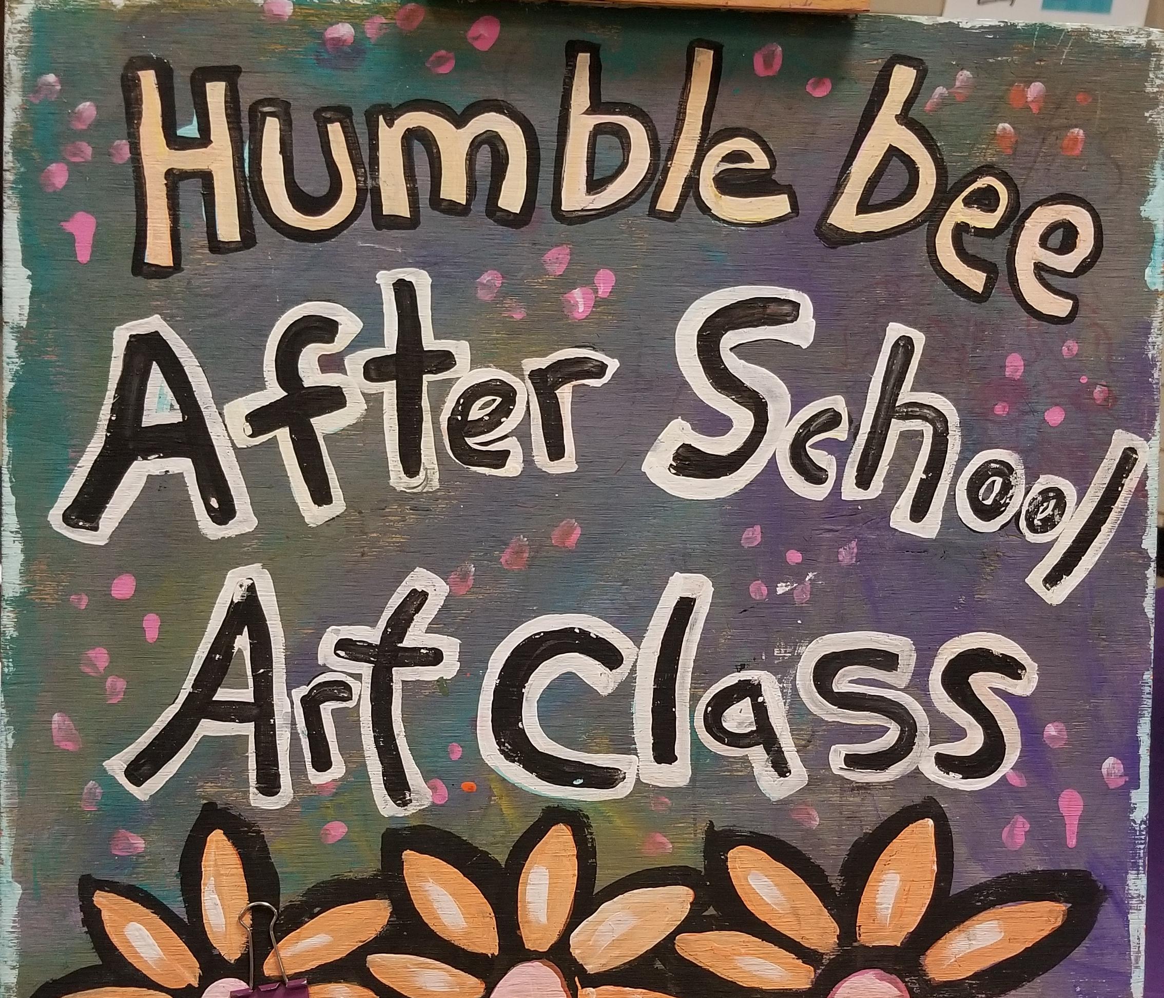 Humblebee After School Art Class