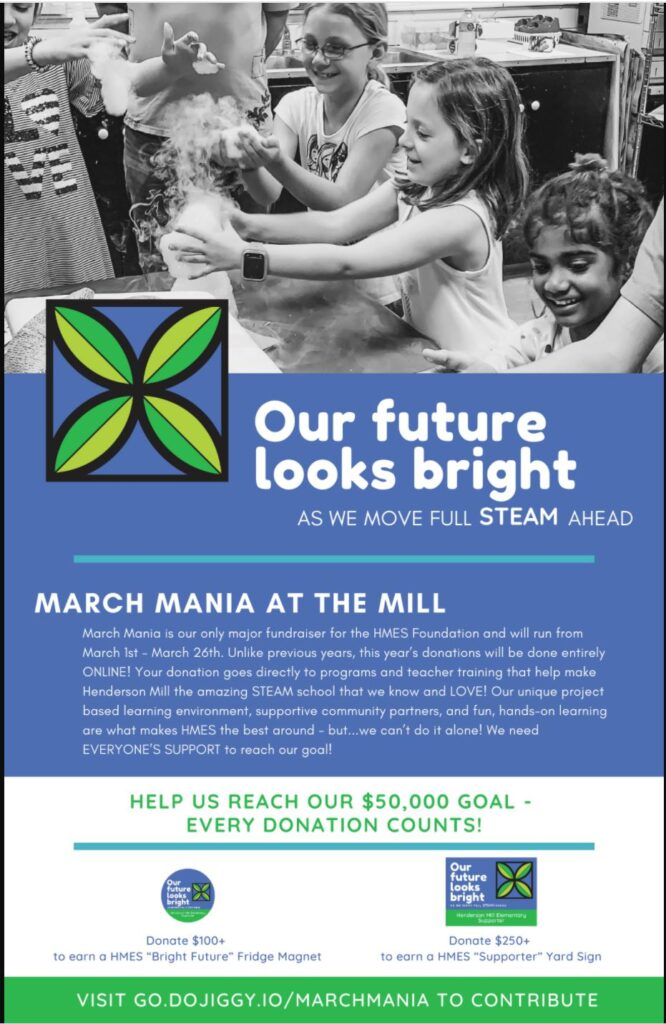 2021 March Mania