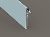 keylock perimeter edge flashing