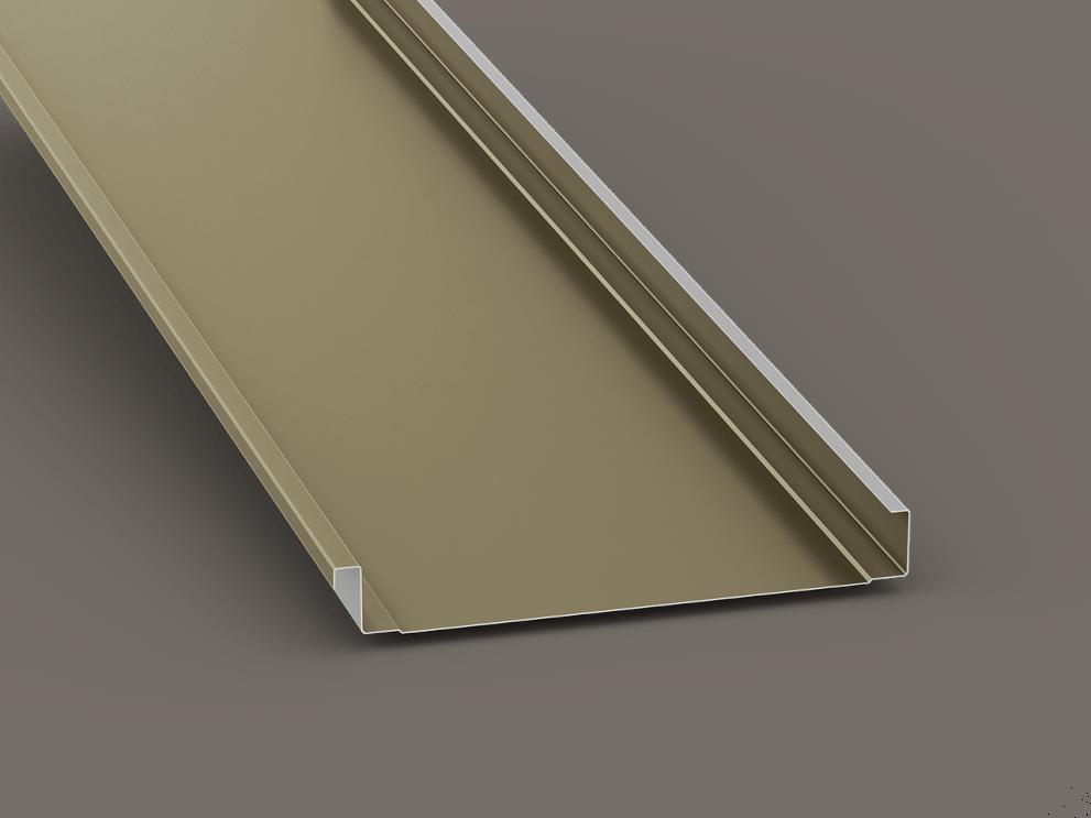 ML-2 standing seam roofing panel