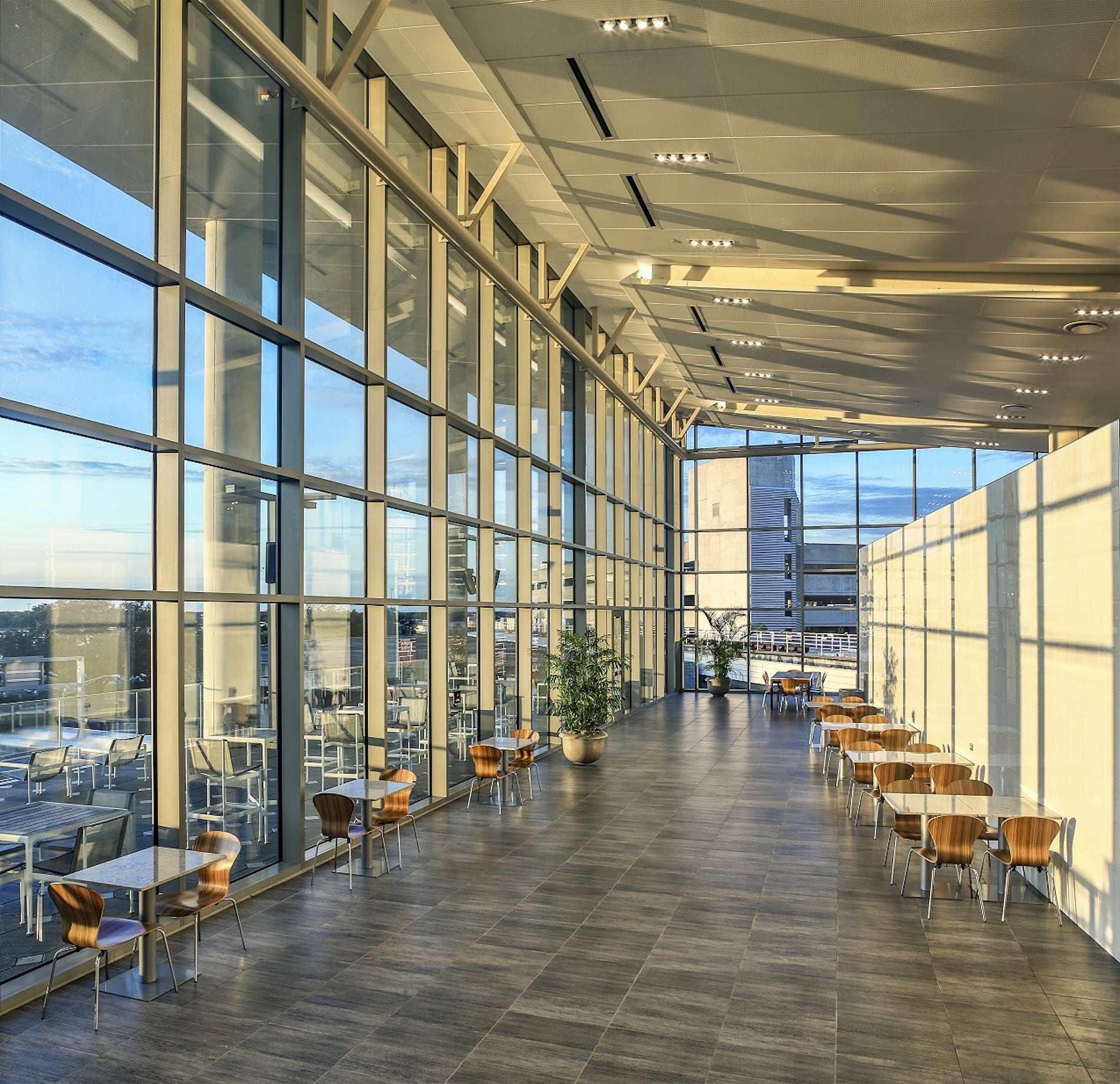 Tampa International Main Terminal Expansion and Concessions Redevelopment